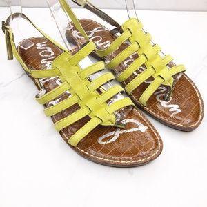 SAM EDELMAN Hamilton Sandals Size 8